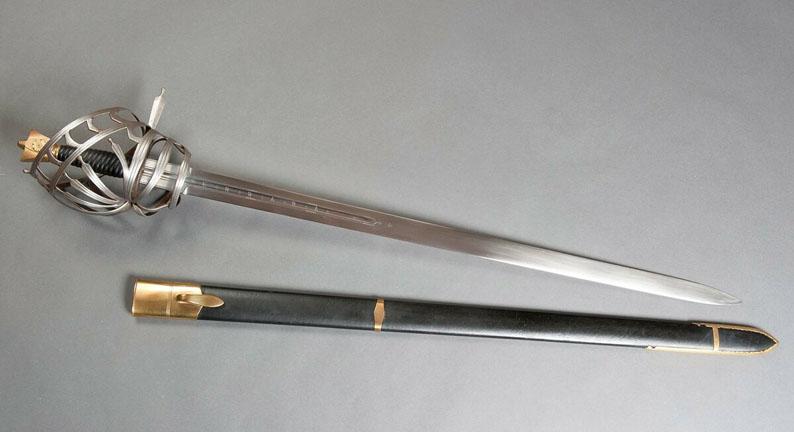 Палаш – эволюция меча