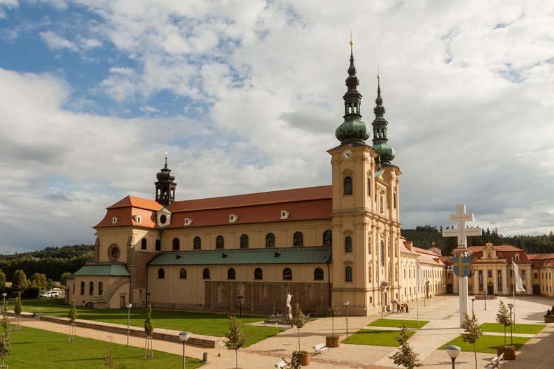 Велеград - столица Великой Моравии в наши дни