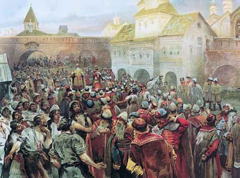 Демократия в Новгороде